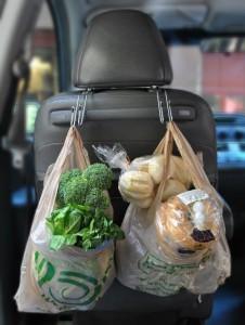 Car Seat Hooks / Hangers