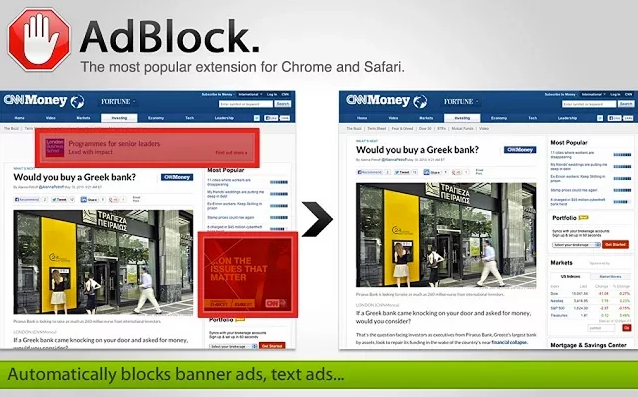 AdBlock Browser Extension