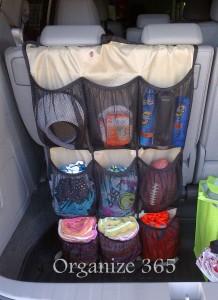 Car closet