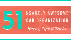 Car Organization Blog Header