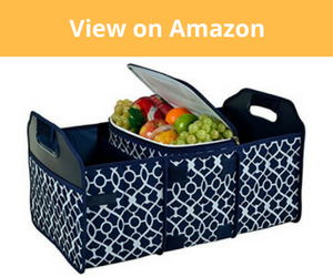 Trunk Organizer with Cooler by Picnic at Ascot Review