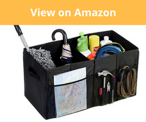 MaidMAX Cheap Trunk Organizer Review