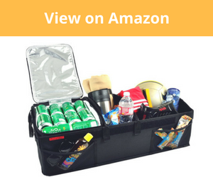 Picnic at Ascot Ultimate Heavy-Duty Trunk Organizer with Cooler Review