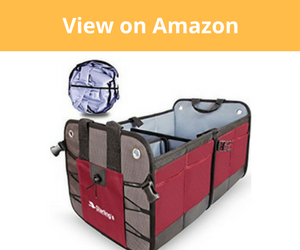 SUV Trunk Organizer by Starling's Review